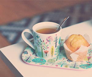 tea, breakfast, and coffee image