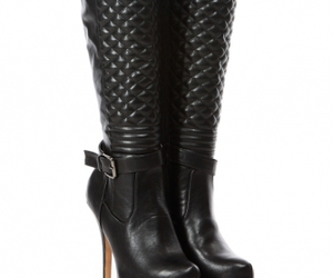 booties, heels, and boots image