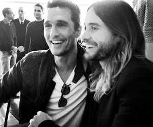 jared leto and matthew mcconaughey image
