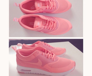 nike, rose, and air max thea image