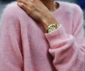 autum, casual, and baby pink image