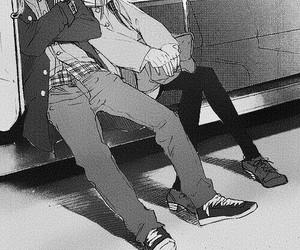 manga, anime, and couple image