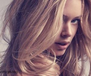 Doutzen Kroes, model, and hair image