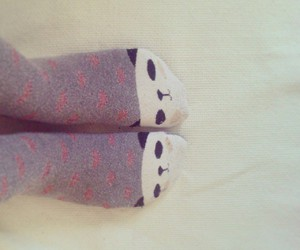 cold, socks, and hearts image