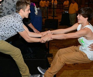 hayes grier, magcon, and matthew espinosa image