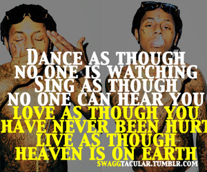 dance, love, and heaven image
