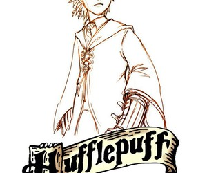 hufflepuff, hiccup, and hogwarts image