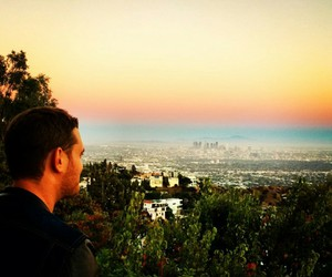 beautiful, los angeles, and michael buble image