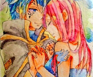 anime, scarlet, and fairy tail image