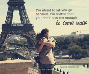 text, love, and paris image