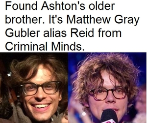 criminal minds, fun, and funny image