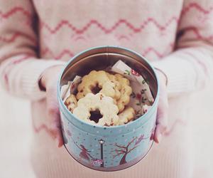 Cookies, food, and christmas image