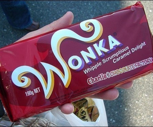 wonka, chocolate, and food image
