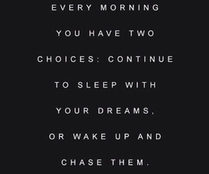 awake, Dream, and dreamer image