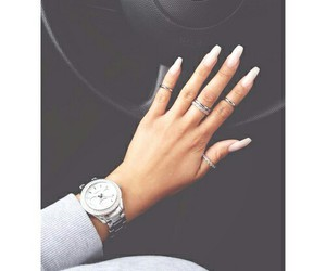 channel, nail, and white image