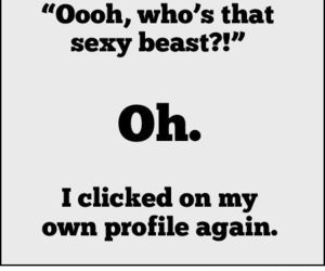 funny, profile, and beast image