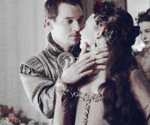 The Tudors, anne boleyn, and henry viii image