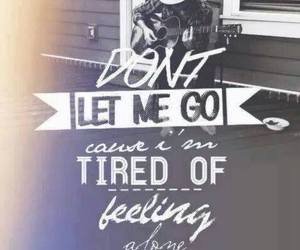 Harry Styles, one direction, and don't let me go image