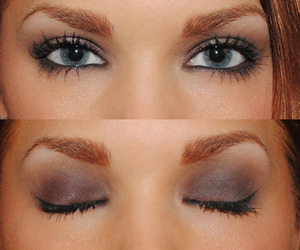 eyes, inspiration, and make up image