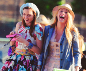 gossip girl, blake lively, and friends image