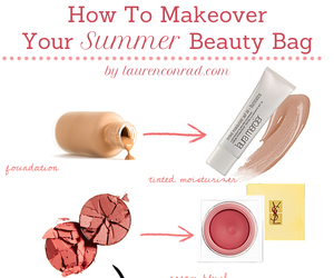 summer and makeup image