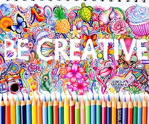 colorful, creative, and draw image