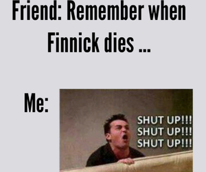catching fire, mockingjay, and finnick odair image