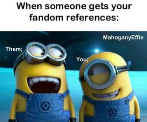 fandom and minions image