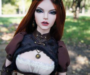 bjd, costume, and doll image