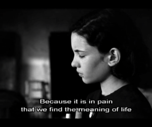 pan's labyrinth, quote, and life image