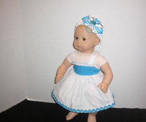 american girl, doll, and baby doll image