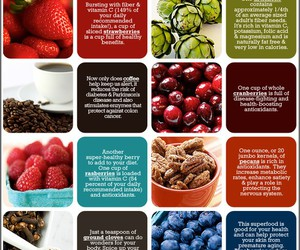food, healthy, and antioxidant image