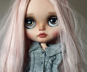 blythe, doll, and hair image