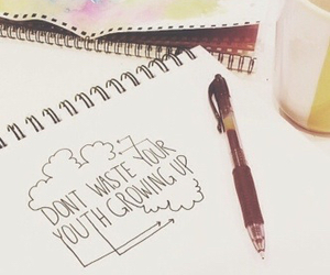 quotes and drawing image