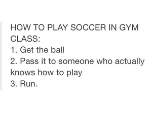 funny, gym class, and me image