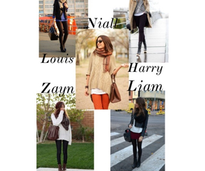 preferences, liam payne, and niall horan image