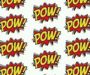 pow, wallpaper, and background image