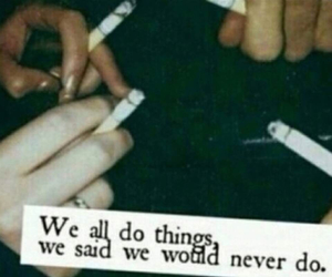 cigarettes, weed, and vape image