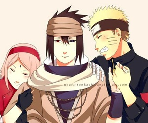 naruto, the last, and sasuke uchiha image