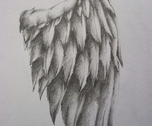 beautiful, drawing, and pencil image