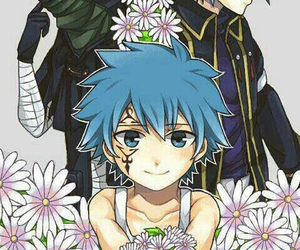 fairy tail, anime, and jellal image