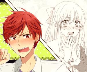 ♥, emocion, and mamiko image
