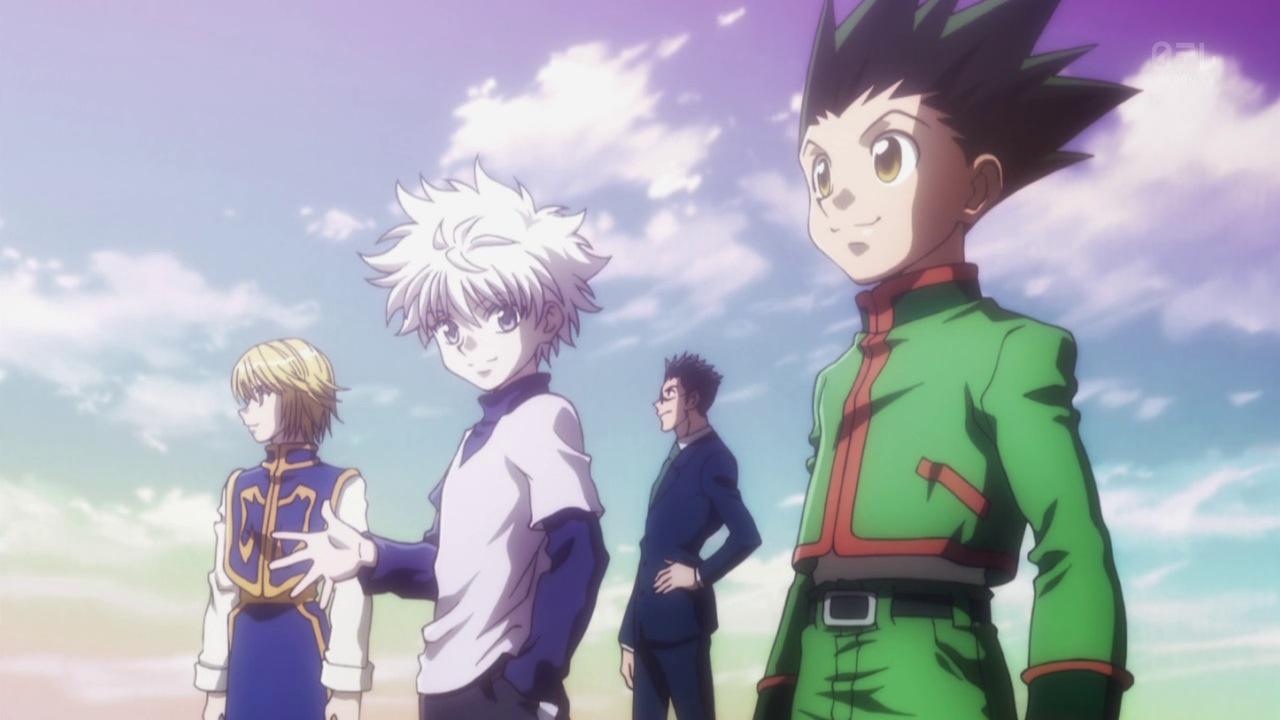 Hunter X Hunter 2011 148 End Random Curiosity