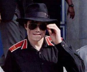 michael jackson, king of pop, and mike image