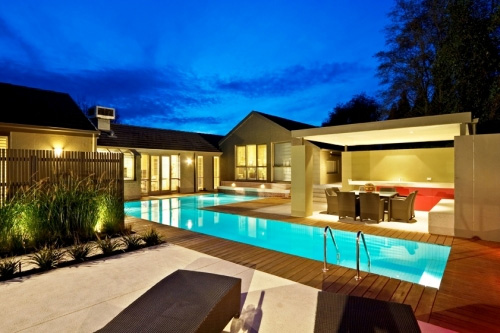 Architecture. The New Design Of Cool Pool Designs For The ...