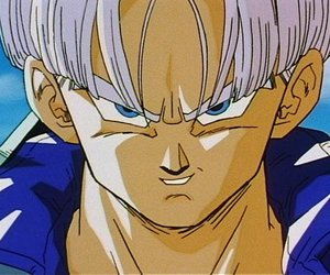 smile, trunks, and future trunks image