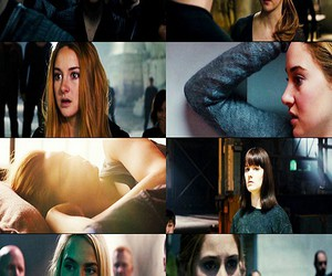 kate winslet, divergent, and tris image