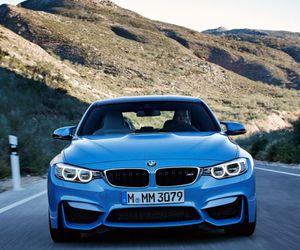 bmw and blue image