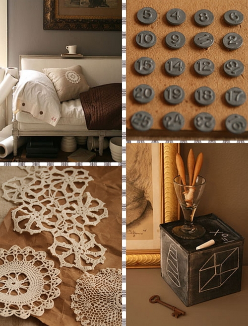 decor, dainty, and trico image