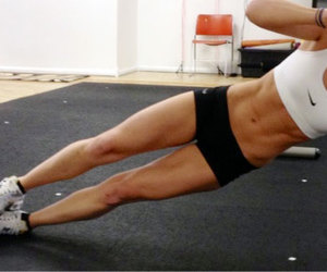 exercise, pushup, and fitness image